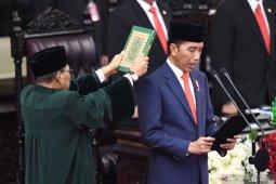 1.001 harapan rakyat  kepada duet  Jokowi-Amin