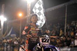 Farudila Adam juarai FFA 250 Trial Game Asphalt 2019 di Malang