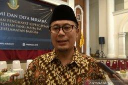 Wali Kota ajak warga Kota Sukabumi saksikan pelantikan presiden lewat televisi