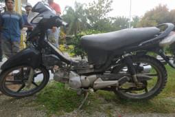 Tepergok mencuri sepmor, Pria ini diamuk massa di Aceh Utara