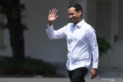 Nadiem Makarim mundur dari Gojek untuk fokus posisi menteri