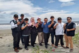 Pengelola kapal tanker dari Jakarta tinjau KEK halal Barsela