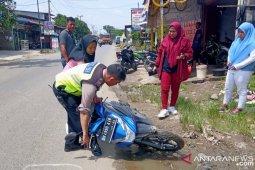 Dua remaja tewas ditabrak truk di Deliserdang, pengemudi truk kabur