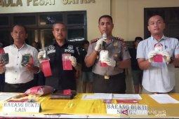 Sebulan, Polres Tanjungbalai ringkus 10 orang terlibat narkotika