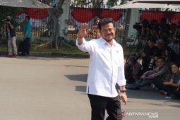 Presiden panggil mantan Gubernur Sulsel Yasin Limpo
