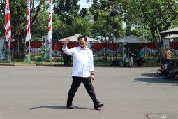 Syahrul Limpo sudah izin Surya Paloh  bertemu Presiden Jokowi