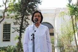Sri Mulyani merasa terhormat kembali diposisi menteri keuangan