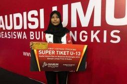 Dian Mukti, anak Aceh Barat yang rela ke Surabaya demi tiket beasiswa