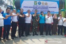 Perdagangan I Simalungun dicanangkan sebagai kelurahan bersih narkoba