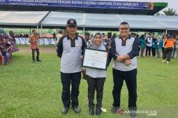 Pemkot Tanjungbalai terima penghargaan Keltana 2019 dari Gubsu