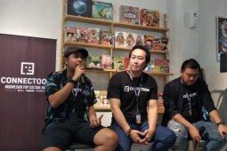 Connectoon, pusat budaya pop pertama di Indonesia