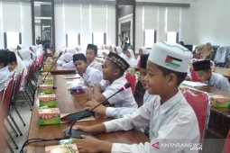 Bocah SD belajar jadi legislatif di DPR Aceh