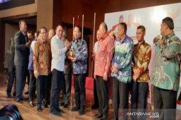 Dinilai informatif, Pemkab Madina raih Anugerah Keterbukaan Informasi Badan Publik