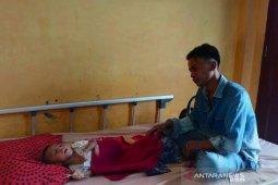 Orangtua Hanif penderita gizi buruk kantongi Rp4 juta untuk berobat ke Medan