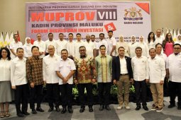 Rosan Roeslani lantik pengurus Kadin Maluku periode 2019 - 2024