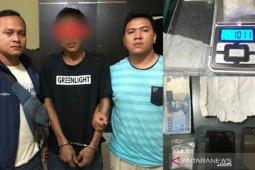 Polres Tanjungbalai ringkus pemilik 10,11 gram sabu-sabu