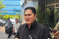 Erick Thohir siapkan tiga calon Dirut Bank Mandiri dan Inalum