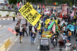 Youth on the vanguard of climate change movements