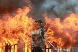 Satu korban jiwa akibat kebakaran rumah di Siantan