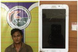 Kedapatan bawa sabu-sabu, warga Babalan Langkat ditangkap