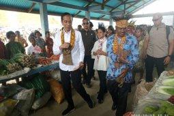 Presiden Jokowi minta waktu dua tahun bangun Bandara Pegunungan Arfak