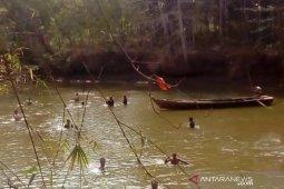 Jasad pelajar SD tenggelam di sungai Cikarang Sukabumi berhasil ditemukan