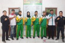 KONI lepas altet KEMPO Tanjungbalai ikuti Porwil-PraPON