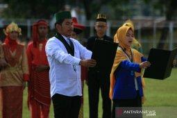 Wali Kota Padangsidimpuan ingatkan pemuda bangun kesatuan dan persatuan bangsa