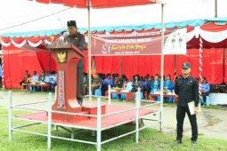 Wakil Bupati Samosir pimpin upacara Hari Sumpah Pemuda