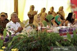 PKK Provinsi Sumut sambangi Desa Tanjung Alam