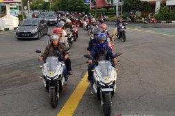 Honda ADV150 Weekend Ride sukses digelar