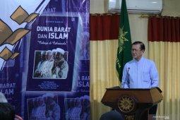 """Buku """"Dunia Barat dan Islam"""" ajak akhiri perang mengatasnamakan agama"""