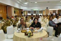 Wali Kota Padangsidimpuan hadiri sosialisasi hindari jerat delik korupsi