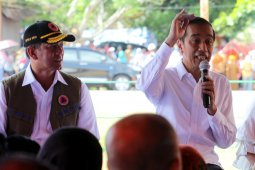 Pulau Ambon dan Kairatu diguncang tiga gempa beruntun