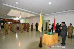 Wali Kota Padangsidimpuan lantik sembilan pejabat eselon II