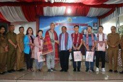 Rombongan Tourism Promotion Organization ke Samosir