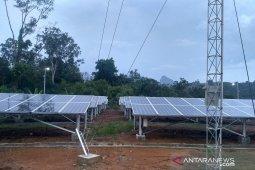 Tiga desa perbatasan Mahulu nikmati listrik 24 jam
