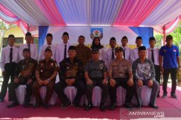 Bupati Bangka Selatan lantik 78 anggota BPD