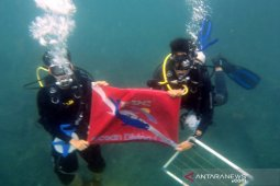 Penyelam ODC Unsyiah lakukan monitoring di perairan Aceh