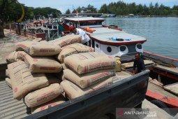Harga semen di Pulau Aceh