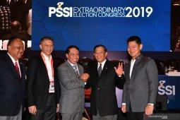 Cucu Somantri-Iwan Budianto  wakil ketua umum PSSI 2019-2023