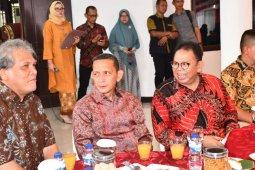 Pangdam I/BB minta Ketua DPRD Sumut tetap berkoordinasi dengan FKPD