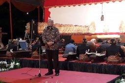 Pagelaran Wayang Kulit Universitas Pancasila 2019