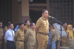 OPD teknis di Kota Tangerang diimbau antisipasi genangan jelang musim hujan