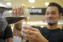 Festival meracik kopi meriahkan HUT Pemkab Tapsel ke-69