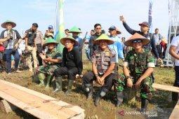 Gerakan Tanam Padi Milenial diharapkan jadi pelopor di Kalimantan Barat