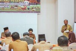 Arwin Siregar buka advokasi Germas Padangsidimpuan