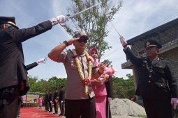 Kapolres baru Manokwari fokus jaga stabilitas keamanan