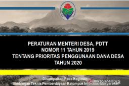 DPRD Maluku minta Dinas PMD intensif evaluasi pengggunaan DD