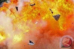 Ledakan terjadi di Monas